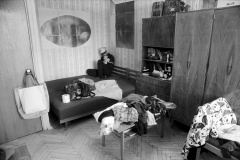 Dmitry Prigov's Room. From the series 'Artists' Rooms', 1985