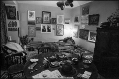 Ivan Chuikov's Room. From the series 'Artists' Rooms', 1985