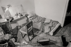 Sven Gundlakh's Room. From the series, Artists' Rooms. 1985